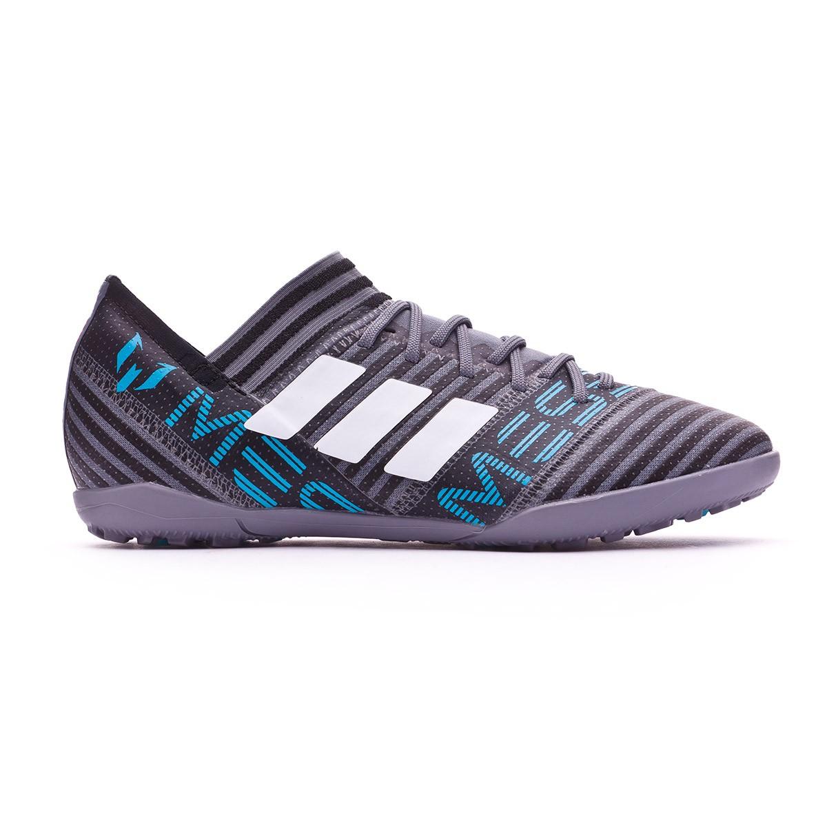 promo code 37b39 97648 ... Zapatilla Nemeziz Messi Tango 17.3 Turf Niño Grey-White-Core black.  CATEGORY. Football boots · adidas football boots