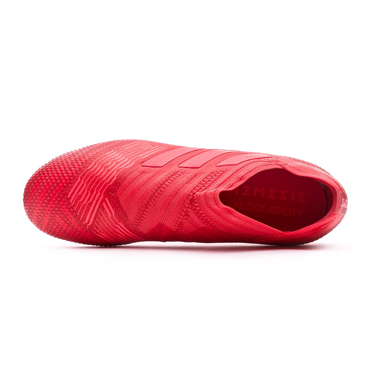 a2049bda440 Football Boots adidas Kids Nemeziz 17+ 360 Agility FG Real coral-Red zest-Real  coral - Football store Fútbol Emotion