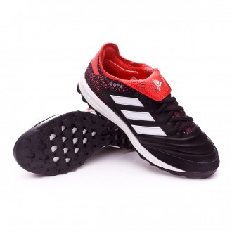 Zapatilla  adidas Copa Tango 18.1 TR Core black-White-Real coral