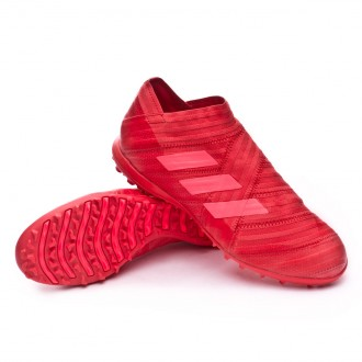 Zapatilla  adidas Nemeziz Tango 17+ Turf Real coral-Red zest-Real coral