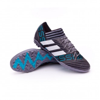 Zapatilla  adidas Nemeziz Messi Tango 17.3 Turf Grey-White-Core black
