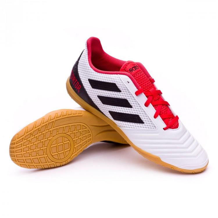 e7207dea28f9 Futsal Boot adidas Predator Tango 18.4 Sala White-Core black-Real ...