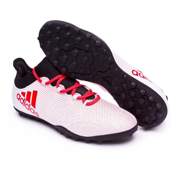 Tenis adidas X Tango 17.3 Turf Grey Real coral Core black