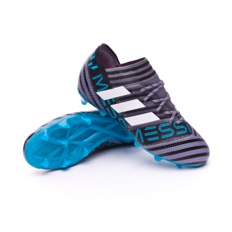 Bota  adidas Nemeziz Messi 17.1 FG Niño Grey-White-Core black
