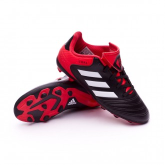 Chaussure  adidas Copa 18.4 FxG Niño Core black-White-Real coral