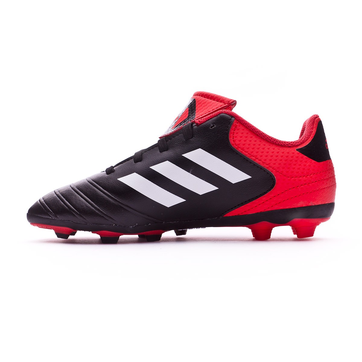 on sale a72e5 4014d Boot adidas Kids Copa 18.4 FxG Core black-White-Real coral - Football store  Fútbol Emotion