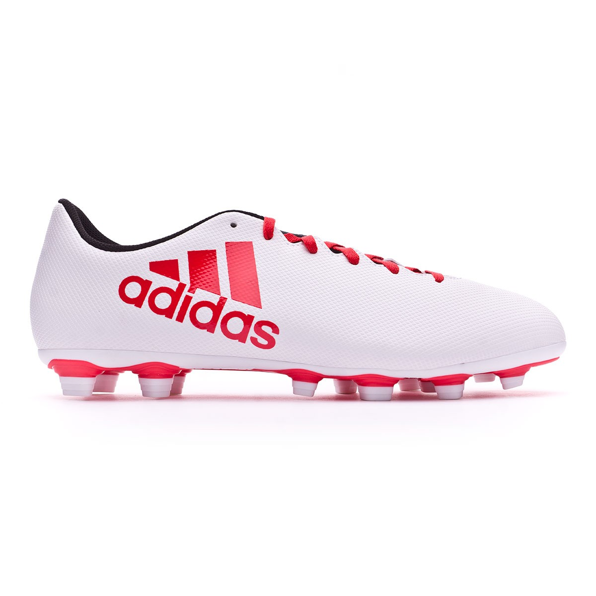 newest d5e31 05d09 Boot adidas X 17.4 FxG Grey-Real coral-Core black - Football store Fútbol  Emotion