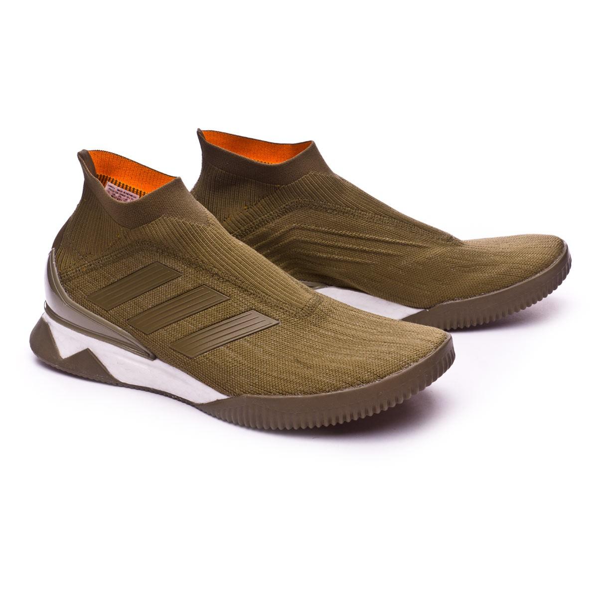 Scarpe Adidas Predator Tango 18 + Brillante Tr Ultraboost Traccia Oliva Brillante + b46389