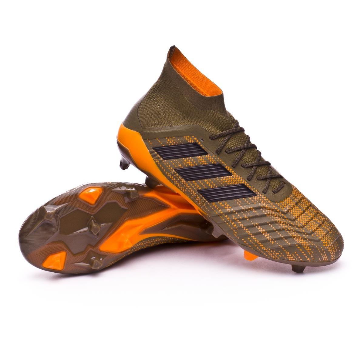 finest selection c8585 a3eb9 adidas Predator 18.1 FG Boot
