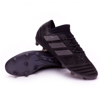 Bota  adidas Nemeziz 17.2 FG Core black-Hi-res green