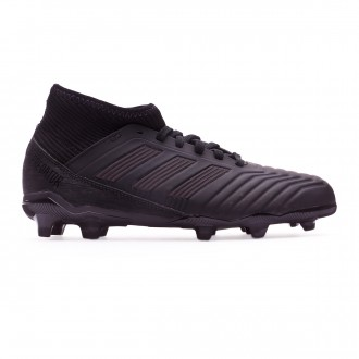 Football Boots  adidas Kids Predator 18.3 FG  Core black-Real coral