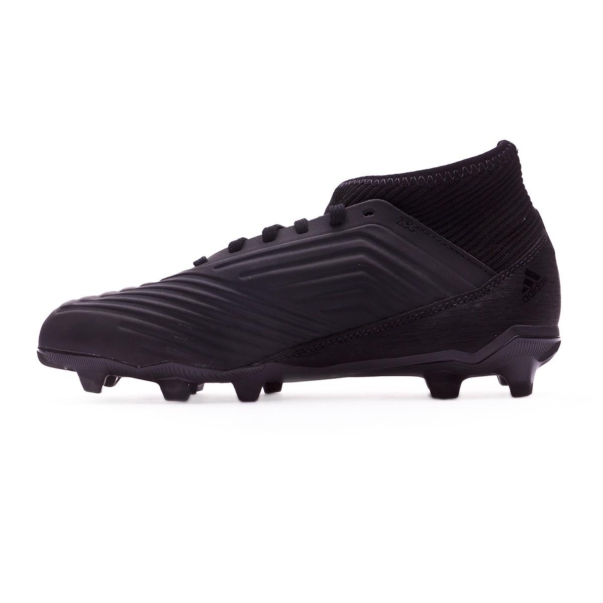 adidas Kids Predator 18.3 FG WhiteCore BlackReal Coral