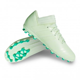 Bota  adidas Nemeziz 17.3 AG Niño Aero green-Hi-res green