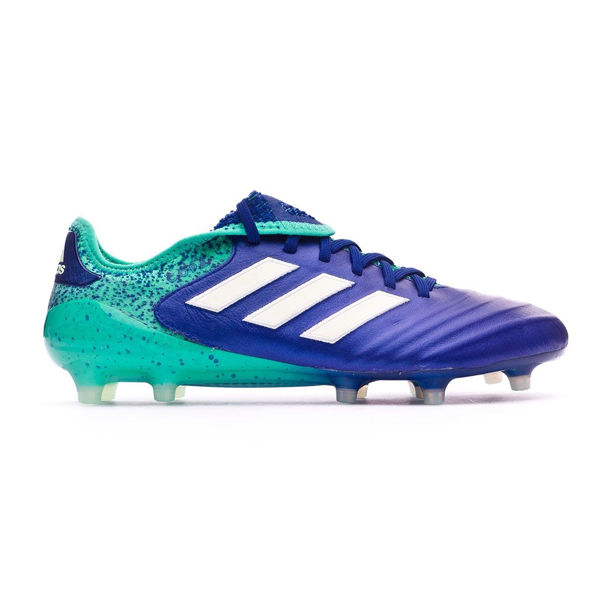 8559be97d35 Zapatos de fútbol adidas Copa 18.1 FG Unity ink-Aero green-Hi-res green -  Tienda de fútbol Fútbol Emotion