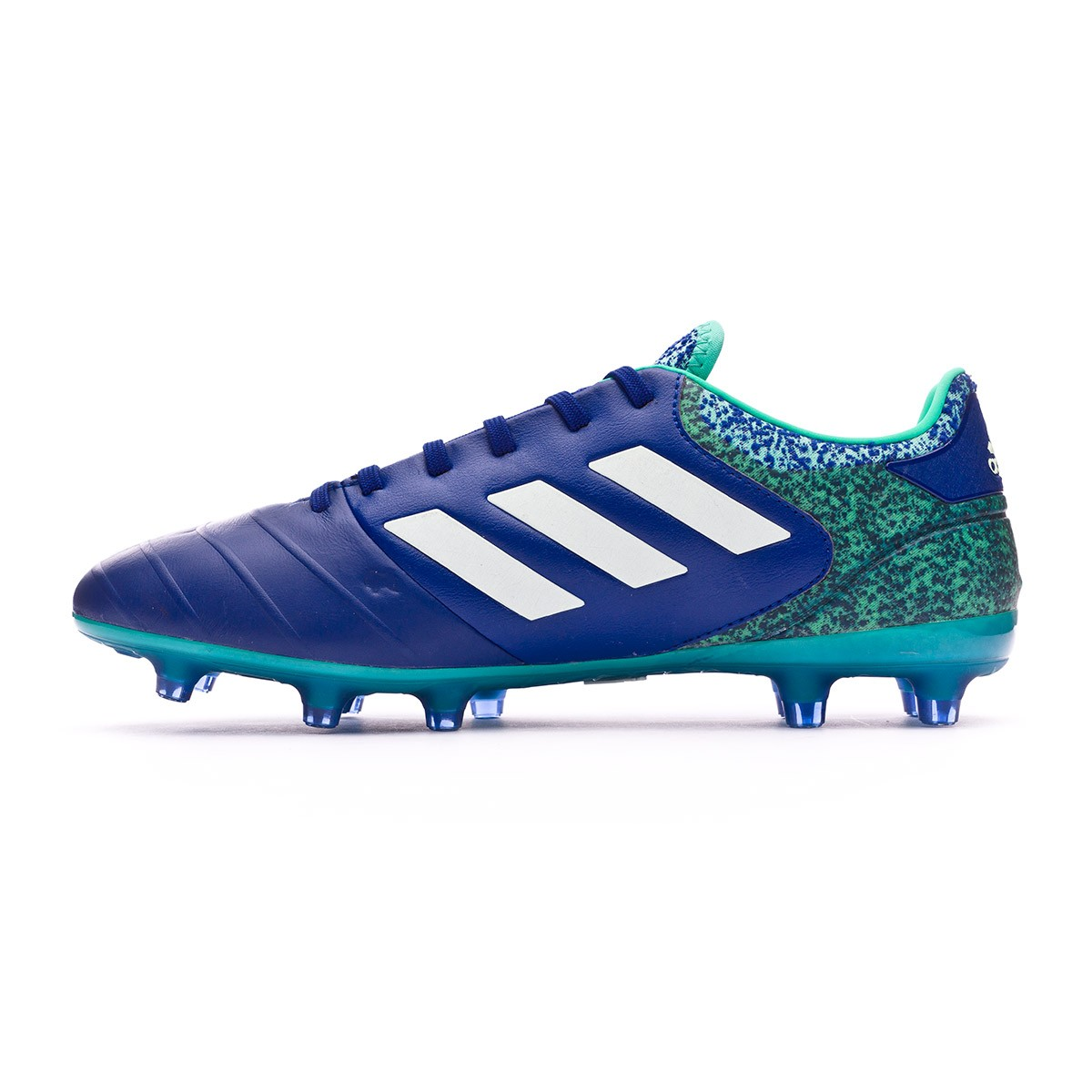 low priced e9d9a 89507 Boot adidas Copa 18.2 FG Unity ink-Aero green-Hi-res green - Football store  Fútbol Emotion