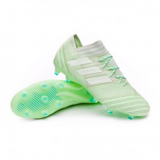 Chaussure de football  adidas Nemeziz 17.1 FG Aero green-Hi-res green