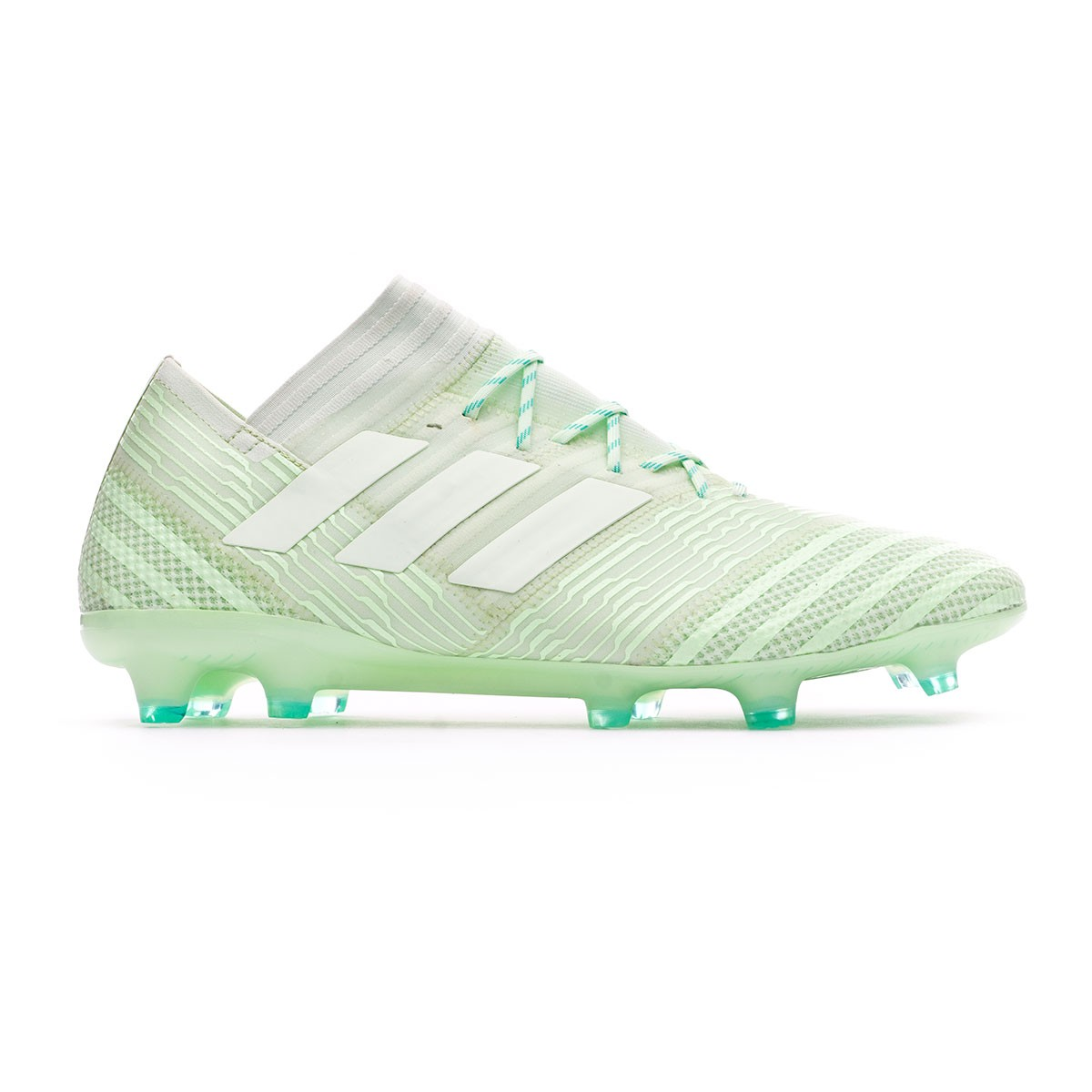 20b9de9937cd Football Boots adidas Nemeziz 17.1 FG Aero green-Hi-res green - Football  store Fútbol Emotion