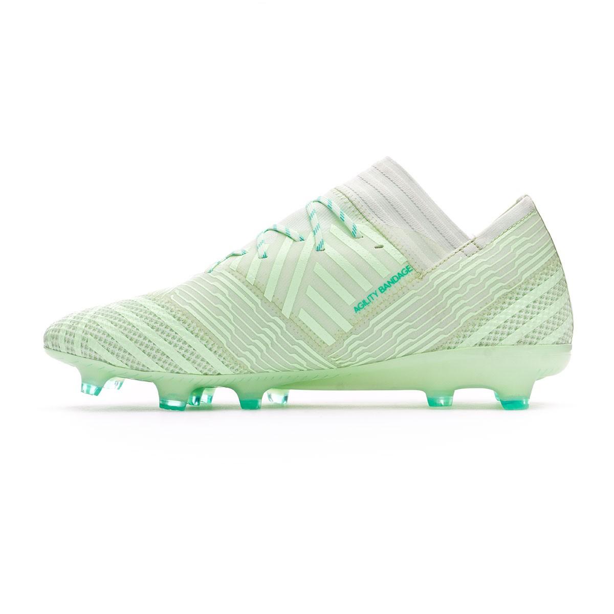 2612c3454 Football Boots adidas Nemeziz 17.1 FG Aero green-Hi-res green - Football  store Fútbol Emotion