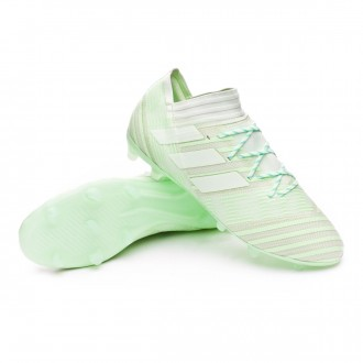Chaussure de football  adidas Nemeziz 17.2 FG Aero green-Hi-res green
