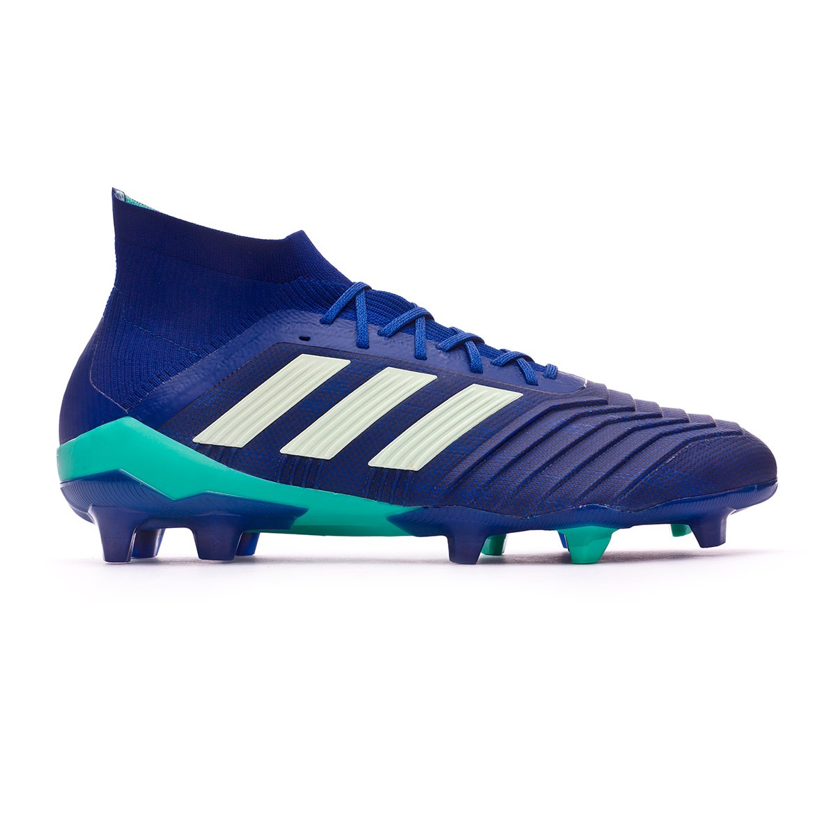 27f15268c Football Boots adidas Predator 18.1 FG Unity ink-Aero green-Hi-res green -  Football store Fútbol Emotion