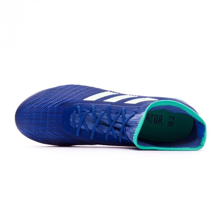 bafd6369886b Football Boots adidas Predator 18.2 FG Unity ink-Aero green-Hi-res ...