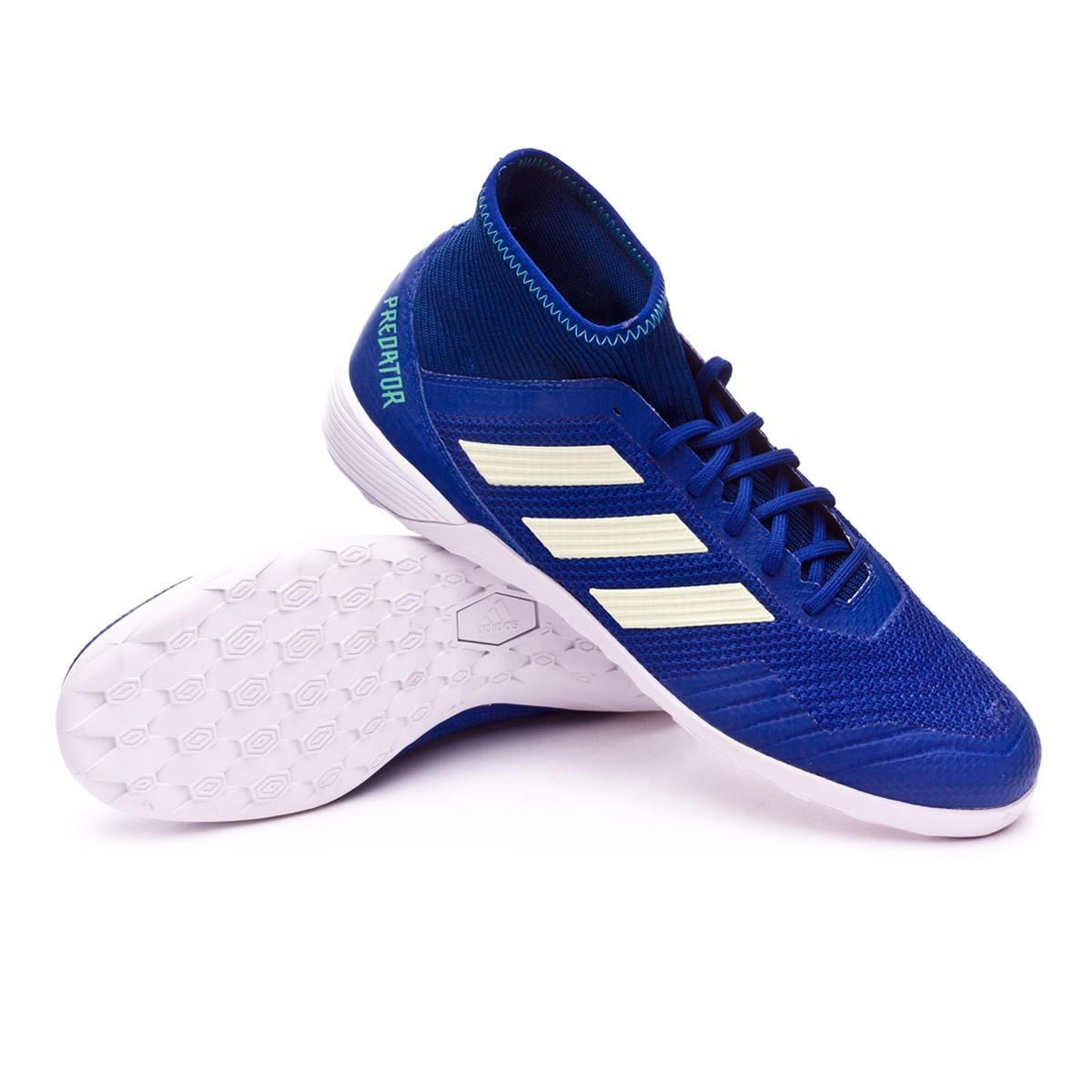 896a006d4 Futsal Boot adidas Predator Tango 18.3 IN Unity ink-Aero green-Hi-res green  - Football store Fútbol Emotion