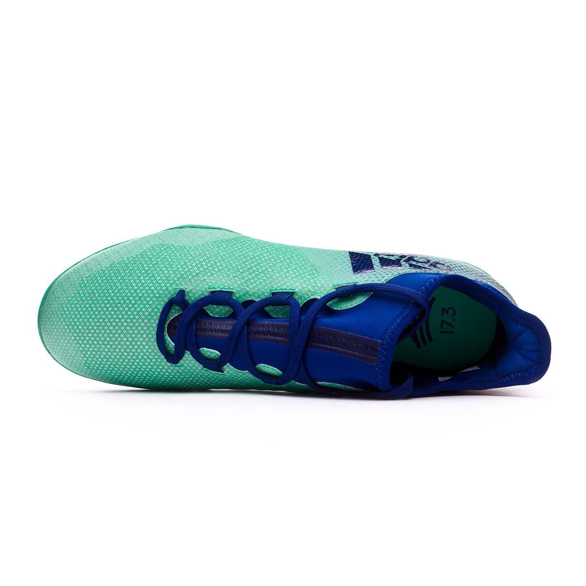 eeb64bc1a Futsal Boot adidas X Tango 17.3 IN Aero green-Unity ink-Hi-res green -  Football store Fútbol Emotion