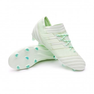 Bota  adidas Nemeziz 17.1 FG Niño Aero green-Hi-res green