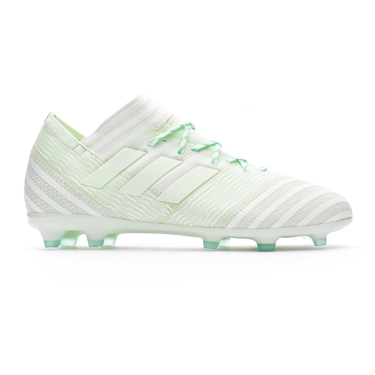 b549037b39c1 Football Boots adidas Kids Nemeziz 17.1 FG Aero green-Hi-res green -  Football store Fútbol Emotion