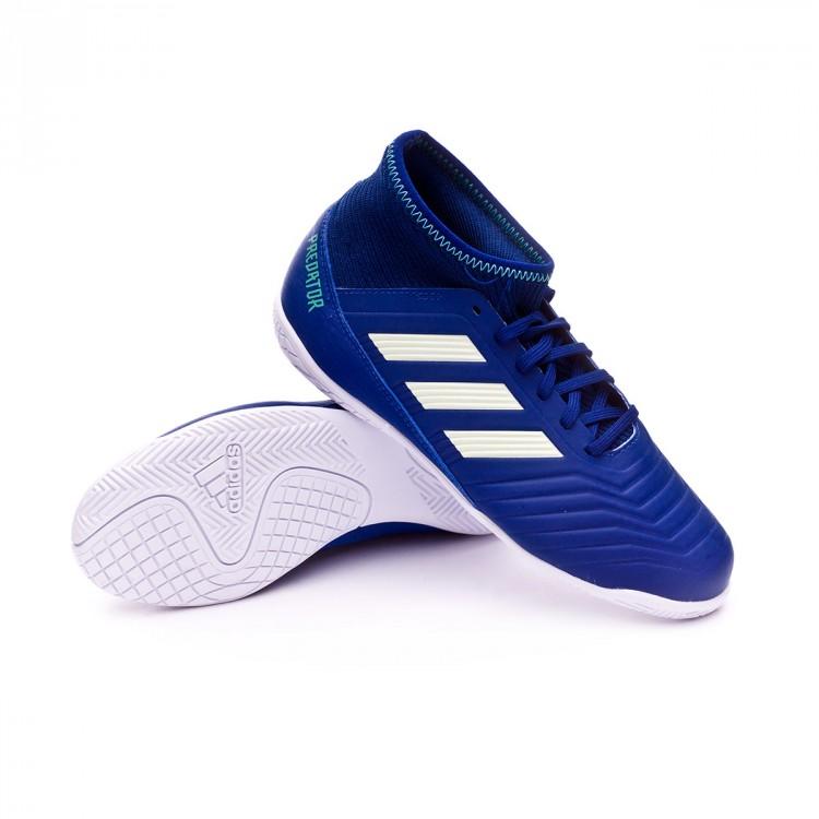 e0f41647f Futsal Boot adidas Kids Predator Tango 18.3 IN Unity ink-Aero green ...