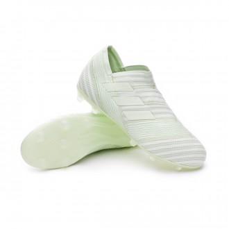 Bota  adidas Nemeziz 17+ Agility FG Niño Aero green-Hi-res green