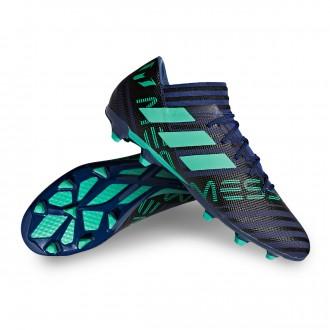 Bota  adidas Nemeziz Messi 17.3 FG Unity ink-Hi-res green-Core black