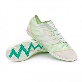 Futsal Boot  adidas Nemeziz Tango 17.3 IN Aero green-Hi-res green