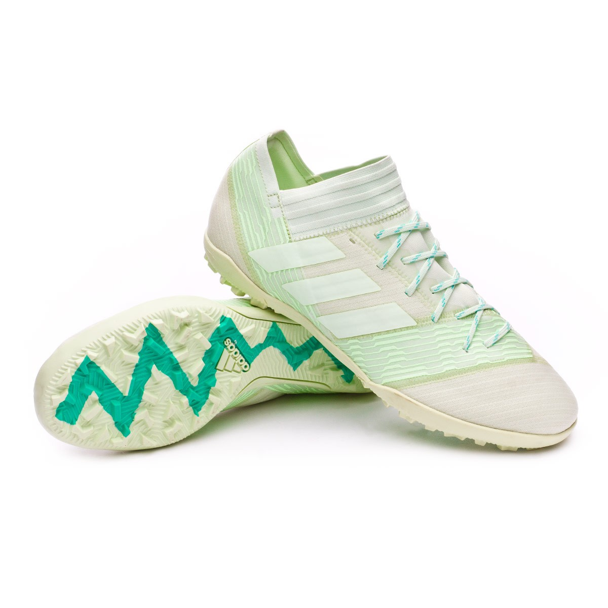 76af86752 Football Boot adidas Nemeziz Tango 17.3 Turf Aero green-Hi-res green -  Football store Fútbol Emotion