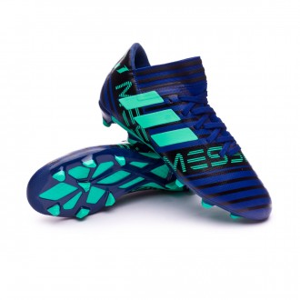 Nemeziz Messi 17.3 FG Niño Unity ink-Hi-res green-Core black