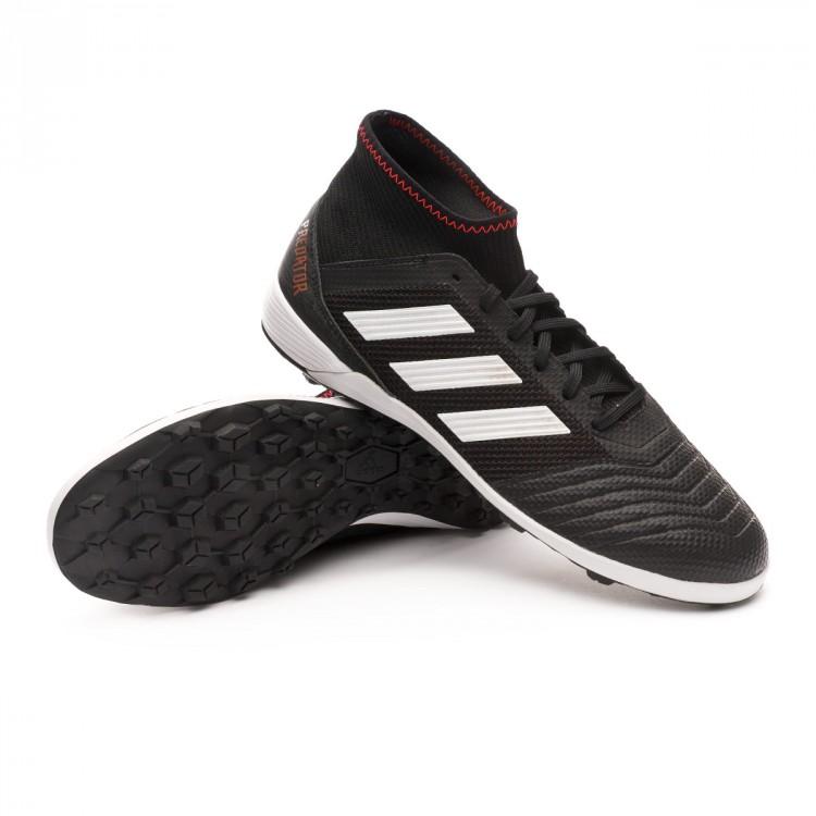 Zapatilla adidas Predator Tango 18.3 Turf Core black-White-Solar red ... ac6997b78b666