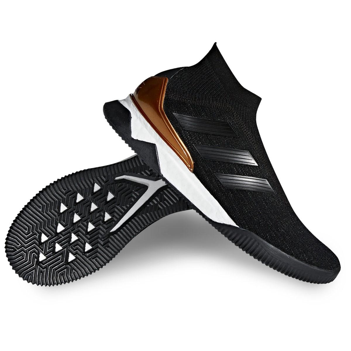 0695068b654c Trainers adidas Predator Tango 18+ TR UltraBoost Core black-Solar ...