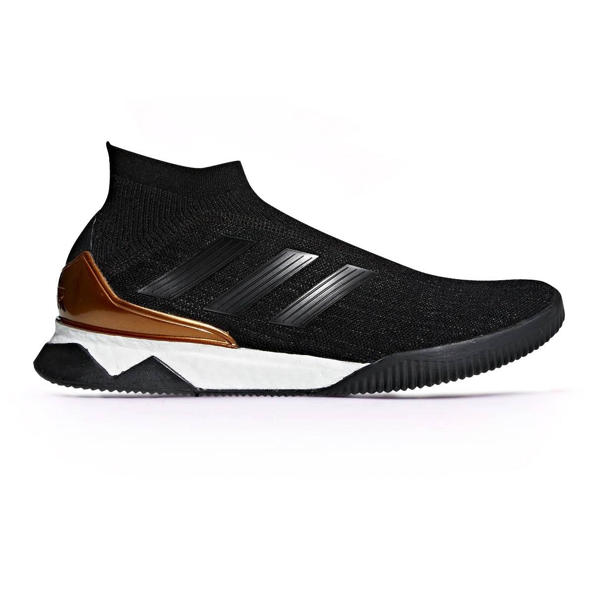 Adidas Predator Tango 18+ TR - Black/Solar Red eastbay cheap online DHmmC