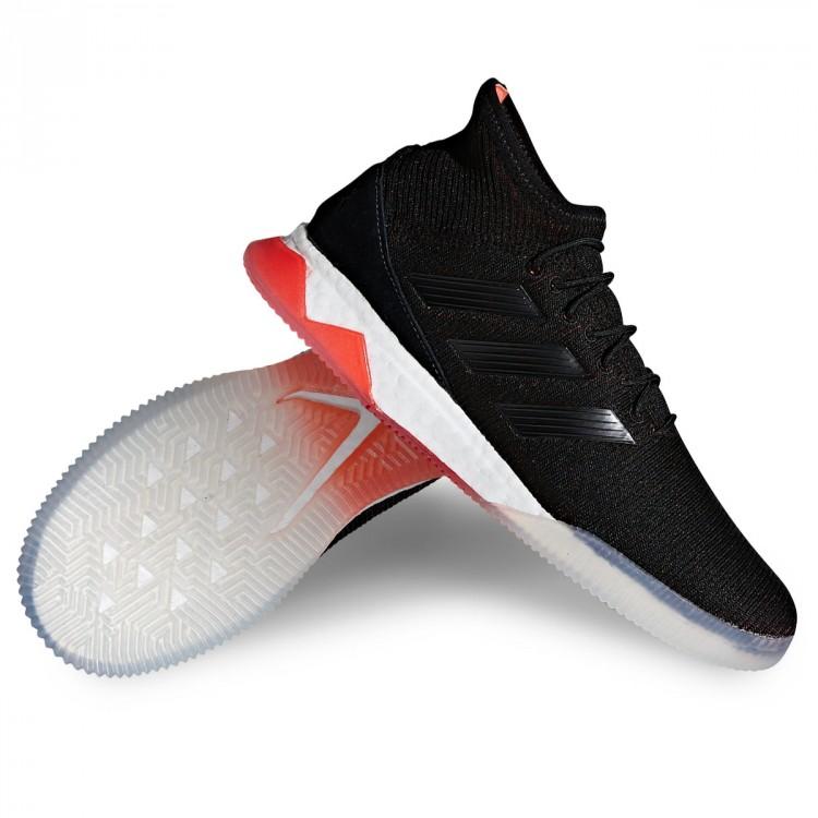 ea02f20a8a07 Trainers adidas Predator Tango 18.1 TR White-Core black-Real coral ...