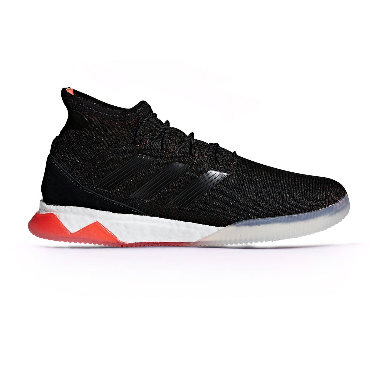 444eaac0ce2d Trainers adidas Predator Tango 18.1 TR White-Core black-Real coral -  Football store Fútbol Emotion
