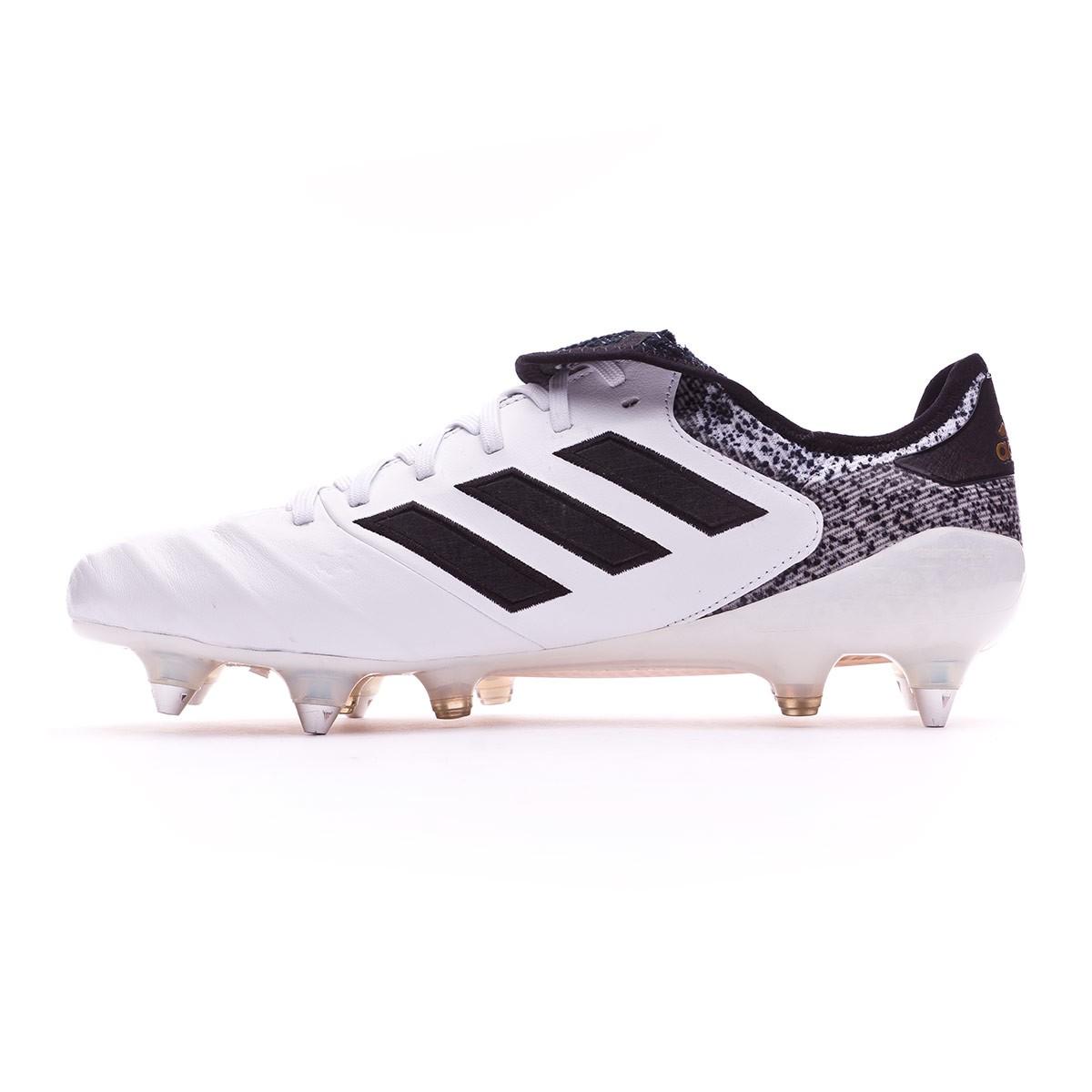 6d7783132d81 Football Boots adidas Copa 18.1 SG White-Core black-Tactile gold metallic -  Tienda de fútbol Fútbol Emotion
