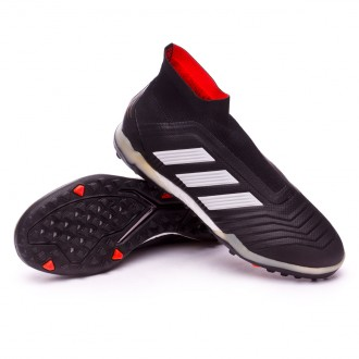 Zapatilla  adidas Predator Tango 18+ Turf Core black-White-Solar red