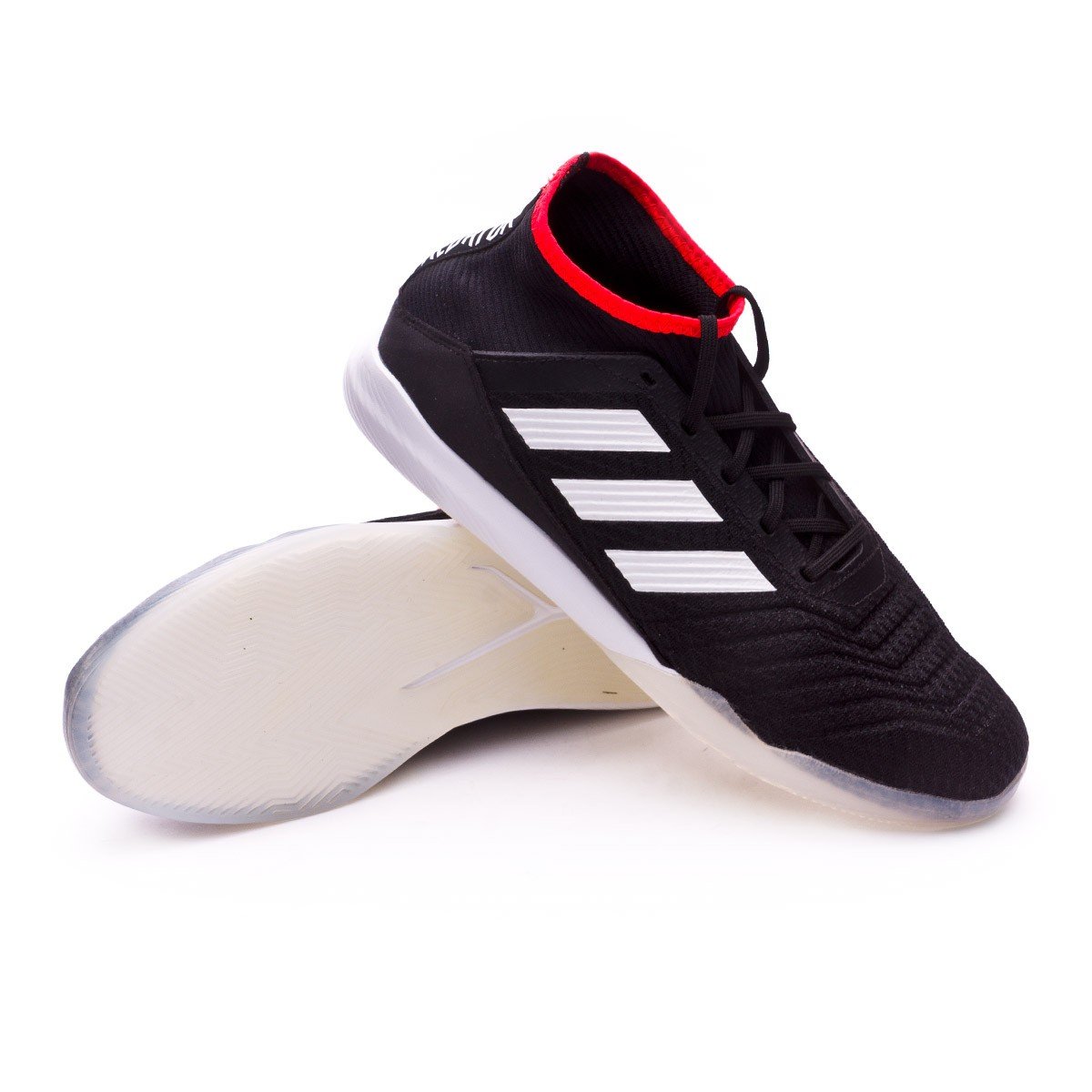 low cost 29c6a c37df Zapatilla adidas Predator Tango 18.3 TR Core black-White-Solar red - Tienda  de fútbol Fútbol Emotion