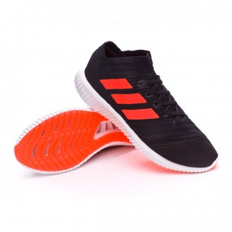 Zapatilla  adidas Nemeziz Tango 17.1 TR Core black-Solar red-White
