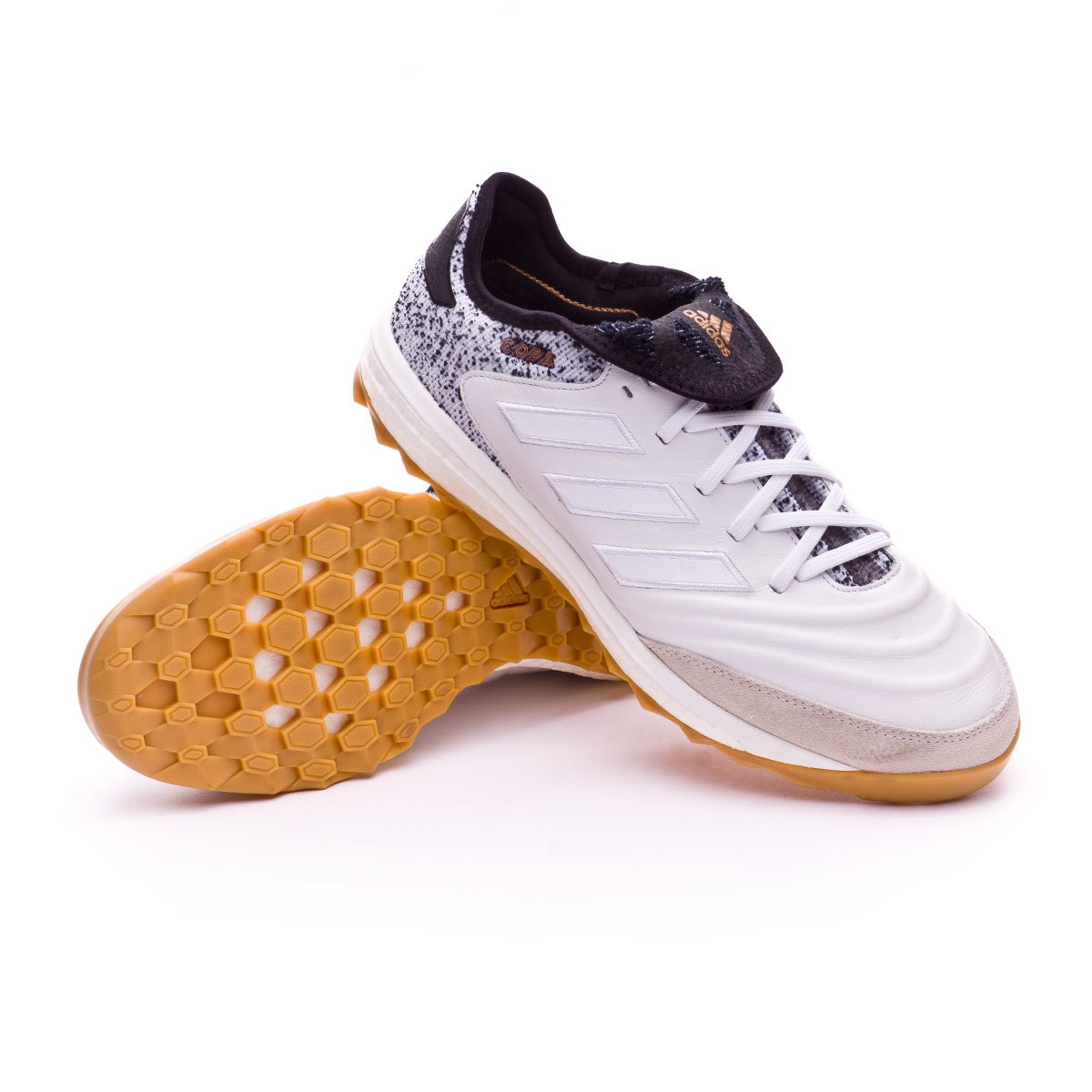 b277248090e Trainers adidas Copa Tango 18.1 TR Core black-Gold metallic ...