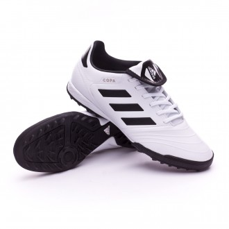 Scarpa  adidas Copa Tango 18.3 Turf White-Core black-Gold metallic