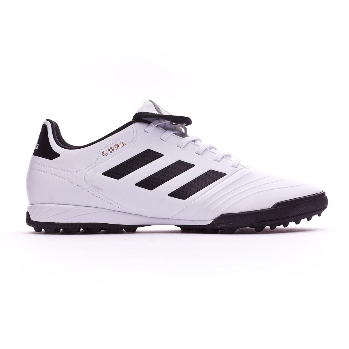 84c55b78d8b Football Boot adidas Copa Tango 18.3 Turf White-Core black-Gold metallic -  Tienda de fútbol Fútbol Emotion
