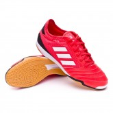 Sapatilha de Futsal Copa Tango 18.3 TopSala Vermelho