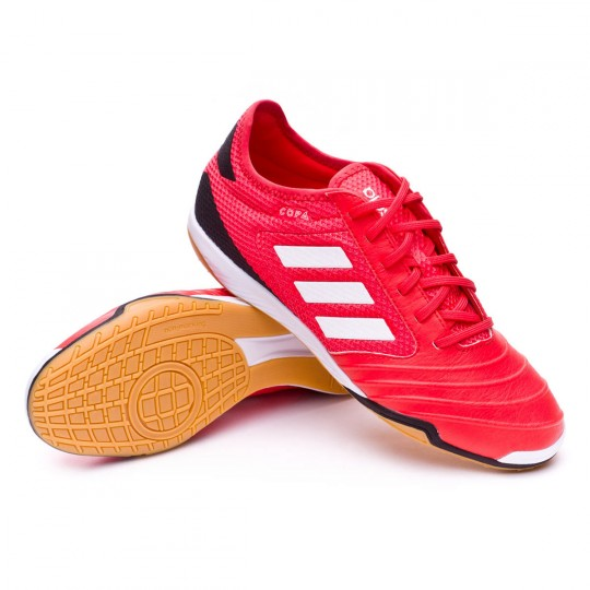 amanecer Interconectar Incontable  Futsal Boot adidas Copa Tango 18.3 TopSala Red - Football store Fútbol  Emotion