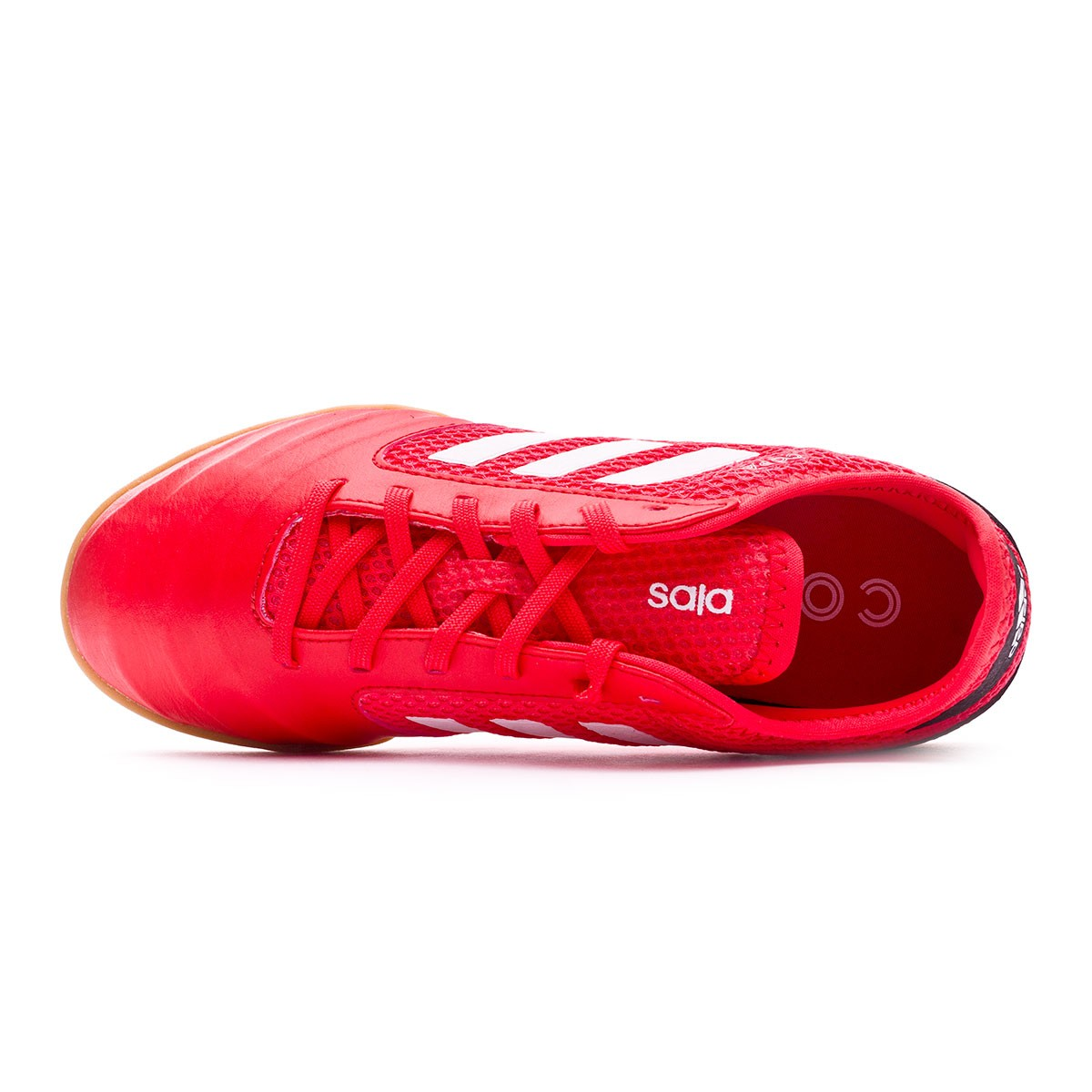 9b9c2ac3548 Futsal Boot adidas Kids Copa Tango 18.3 TopSala Red - Football store Fútbol  Emotion